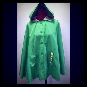 FUN! FUN! *Forever 21* Raincoat/Cape